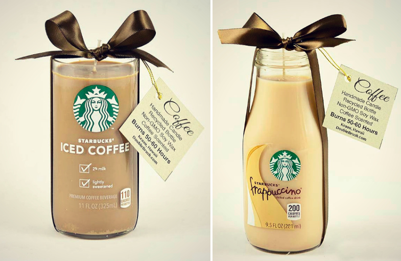 Starbucks Coffee Candles