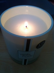 Marks and Spencer Vanilla Pods Candle Review