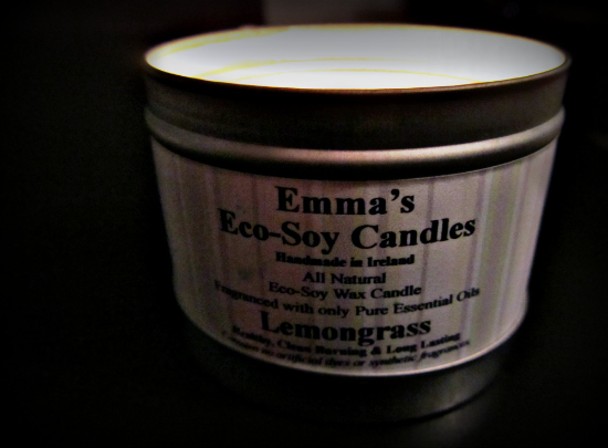 Emma's Eco Soy Candles