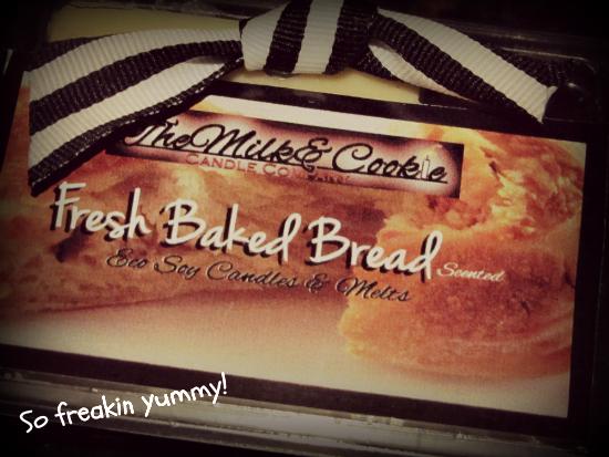 Fresh Baked Bread Wax Melts
