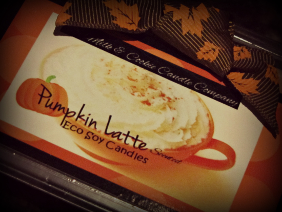 Pumpkin Latte Wax Melts