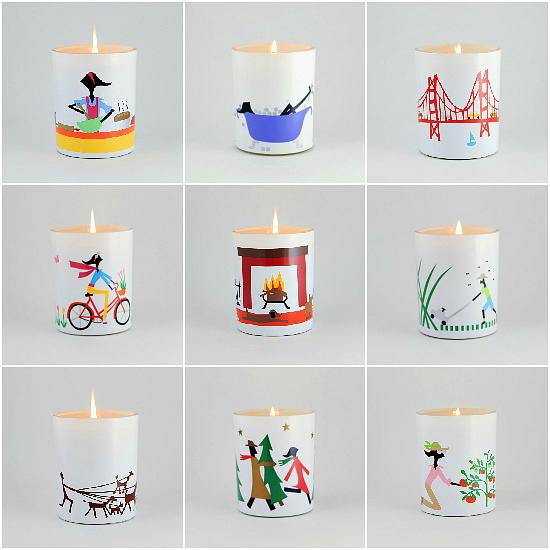 R.Nichols-Candles