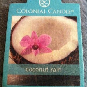 Colonial Candle Air Freshener