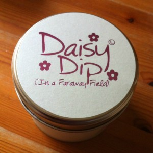 Lily-Flame's Daisy Dip Candle