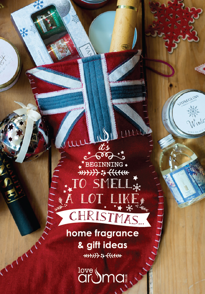 Christmas Home Fragrances & Gift Ideas from Love Aroma 1