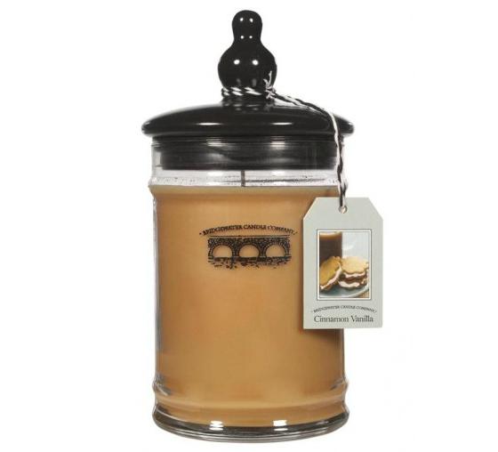 Cinnamon Vanilla from Bridgewater Candle Company