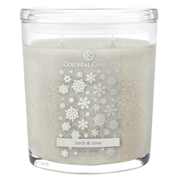 Colonial Candle Birch and Clove