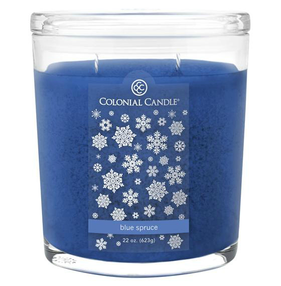 Colonial Candle Blue Spruce
