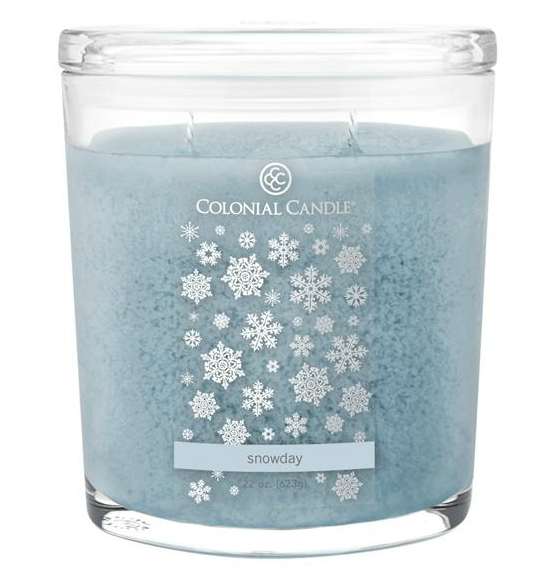 Colonial Candle Snowday