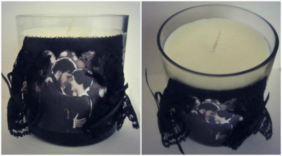 Beautterra Movie Moments Candle