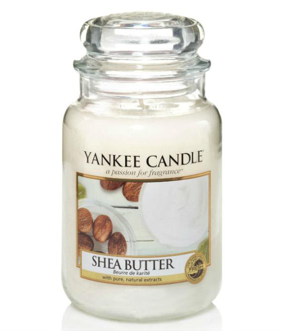 Yankee Candle Shea Butter