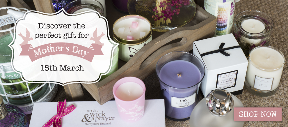 Mother's Day Gift Ideas & Spring Home Fragrances from Love Aroma