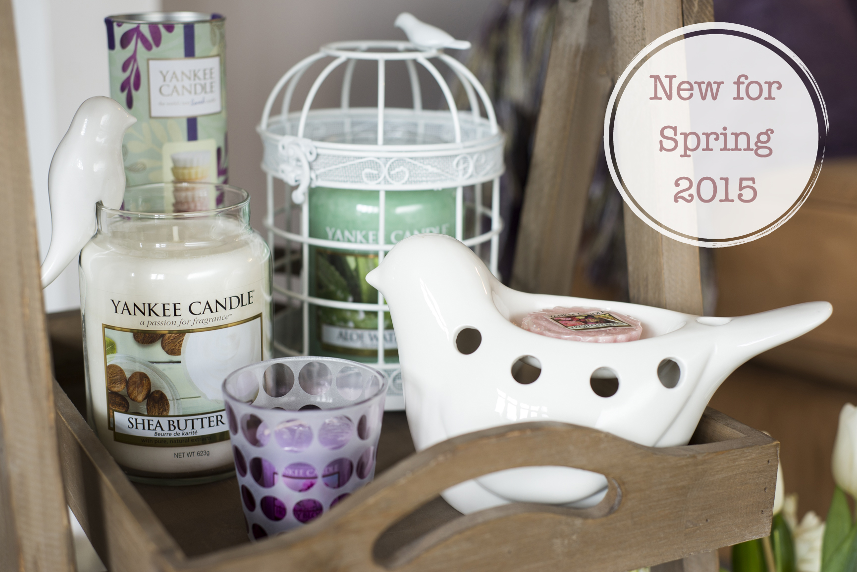Spring Home Fragrances from Love Aroma