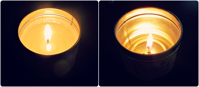 Lily-Flame Daisy Dip Candle Review