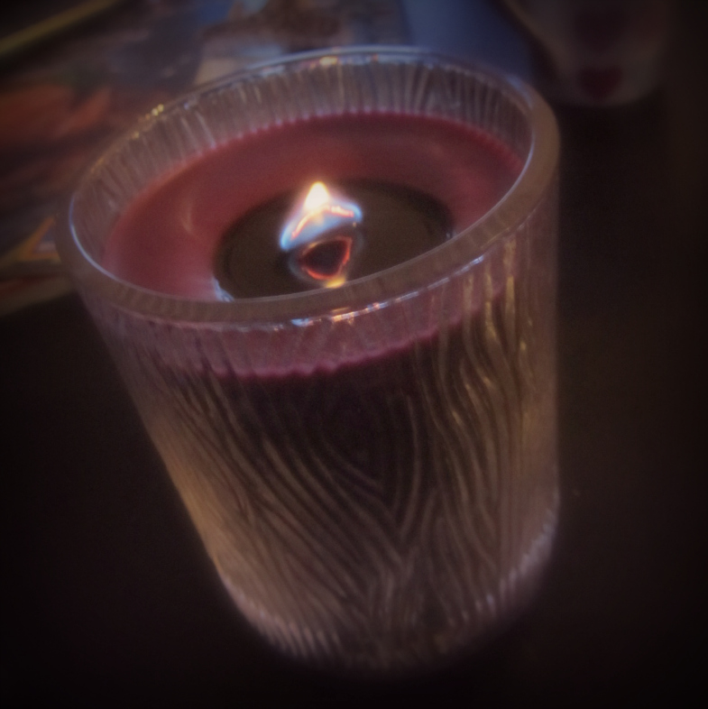 Nature's Light™ Mulberry Scented Jar Candle by PartyLite Review