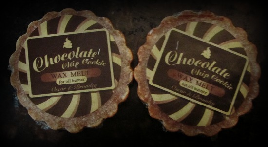 Oscar&Bromley Chocolate Chip Cookie Wax Melts