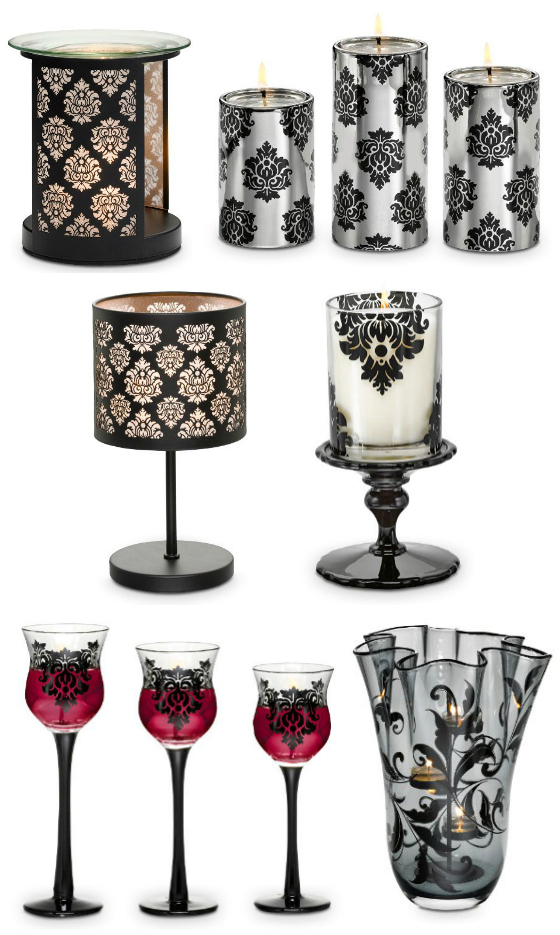 PartyLite Forbidden Fruits Accessories and Home Decor