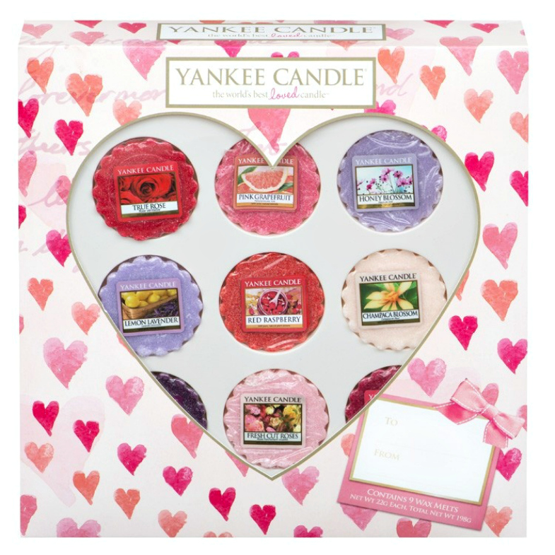 Yankee Candle 9 Wax Melt Gift Set