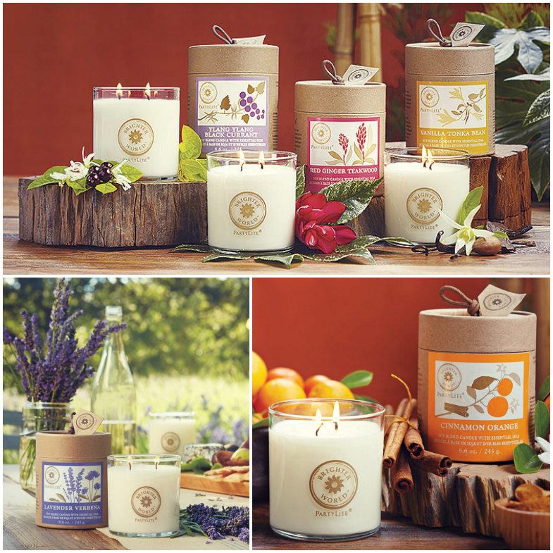 Brighter World™ by PartyLite Scented Jar Candles