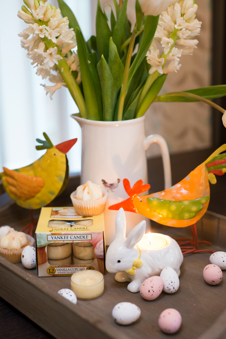 Yankee Candle Easter Bunny Gift Set