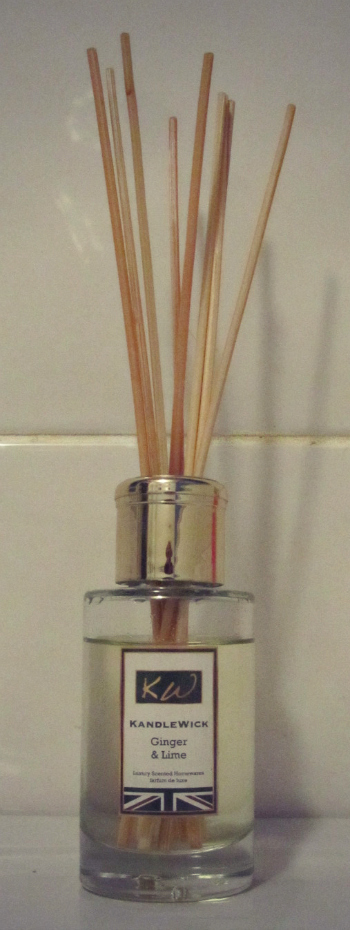 KandleWick Ginger & Lime Reed Diffuser