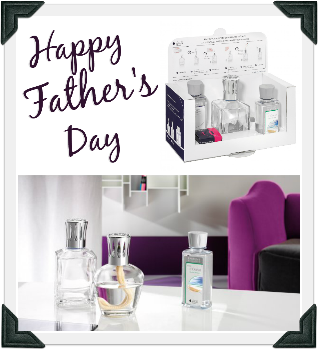 Father's Day Gifts & Candles from Love Aroma 3