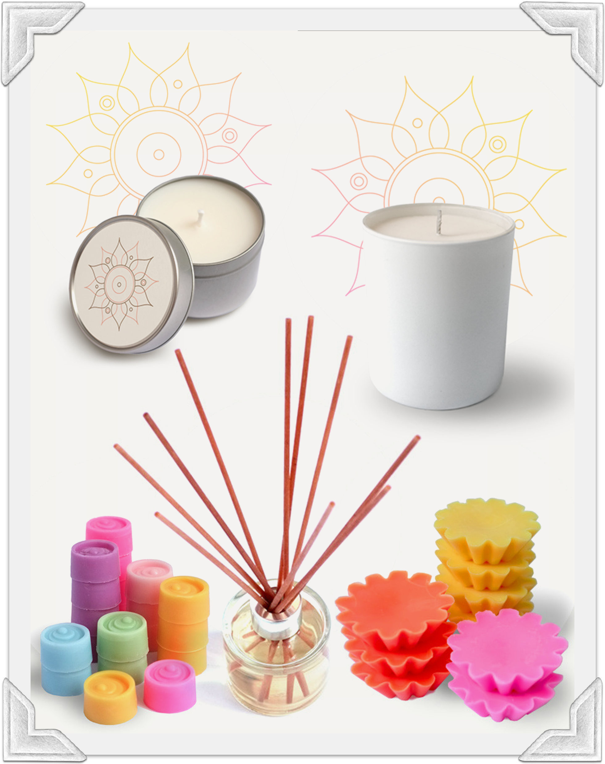 GlowHush Products