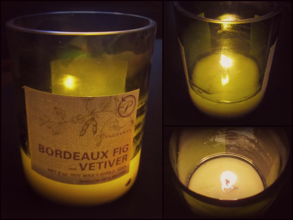 Paddywax Eco Green Bordeaux Fig & Vetiver Candle Review