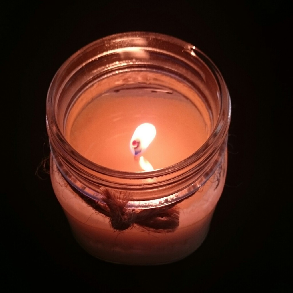 Petunia's Corner Cubans & Cognac Candle Review