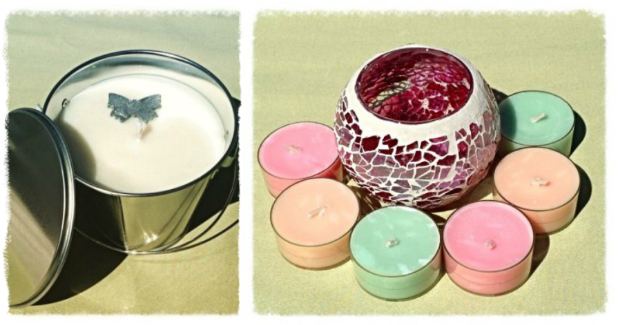 LubyLu Candles & Accessories