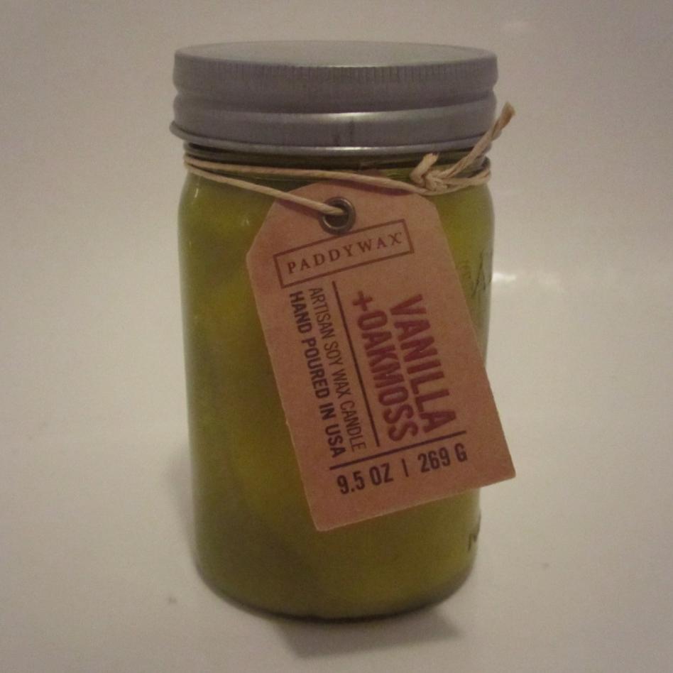 Paddywax Relish Vanilla & Oakmoss Candle