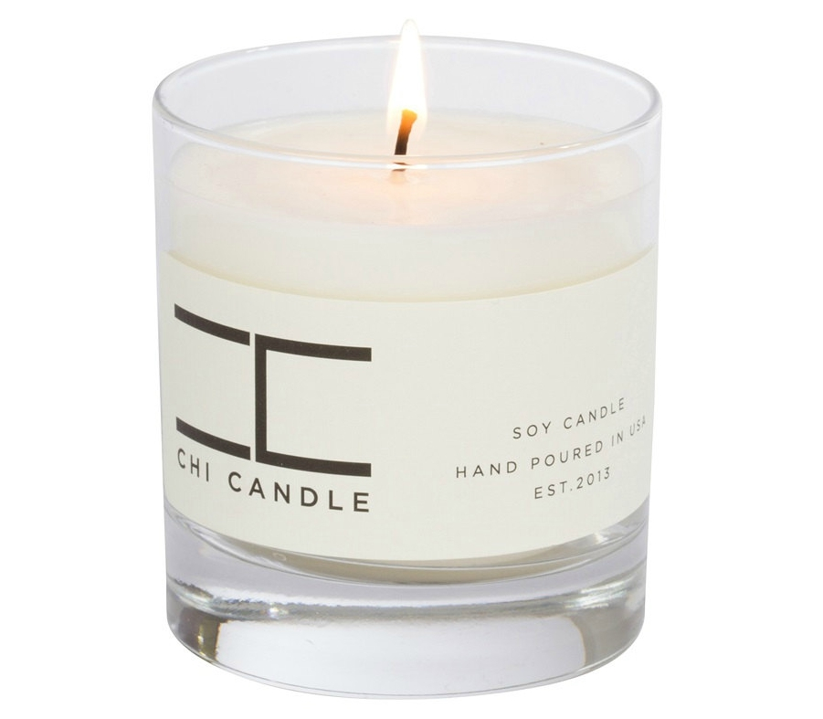 Soy Candle Birthday Cake Scented ChiCandle