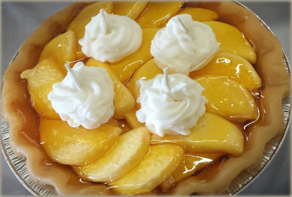 Peach Pie Candle