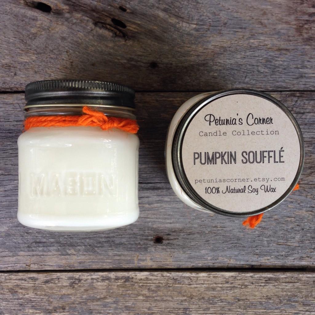 Pumpkin Souffle Petunia's Corner