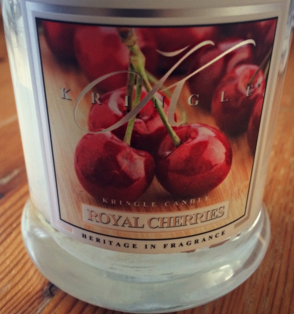Royal Cherries by Kringle Candle