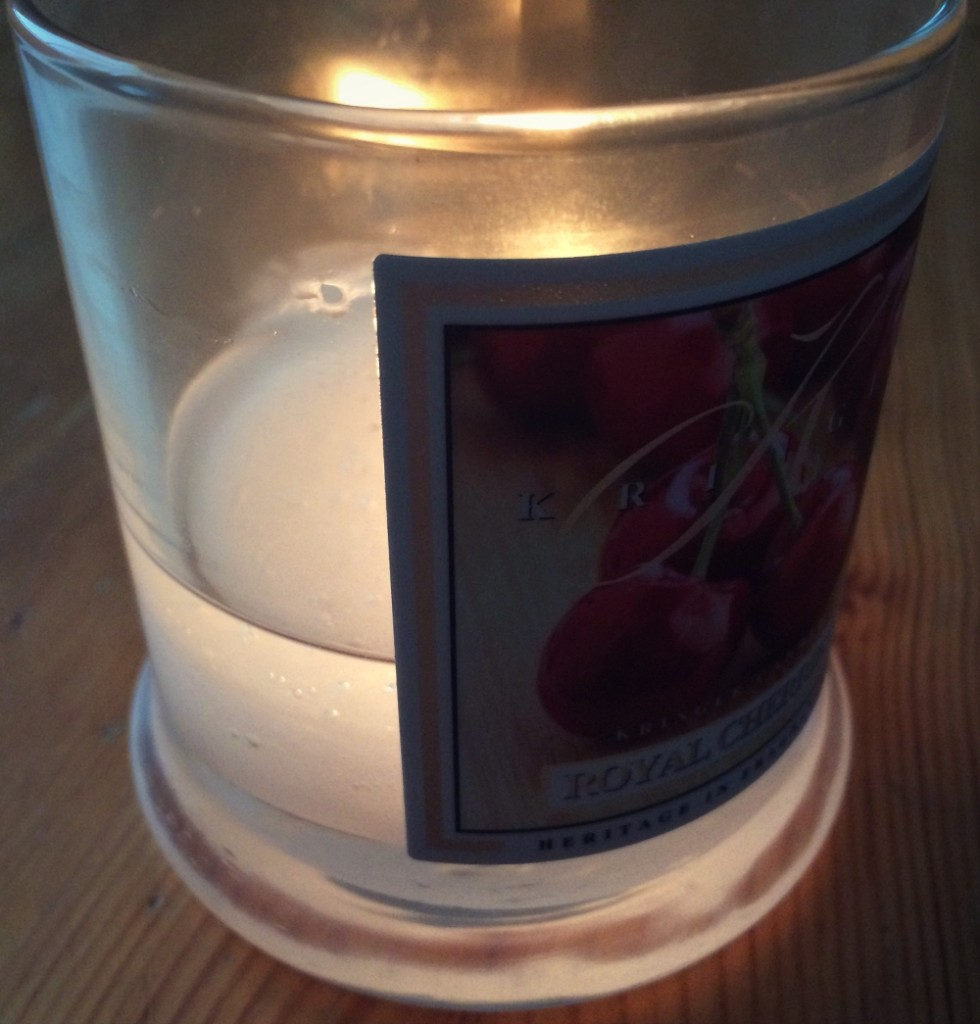 Royal Cherries by Kringle Candle Review
