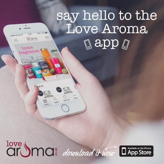 Love Aroma App