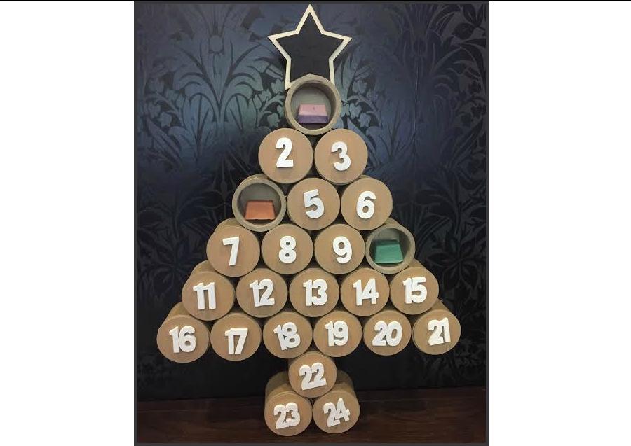 Rosie-Mai's-Wax-Melts-Advent-Calendar