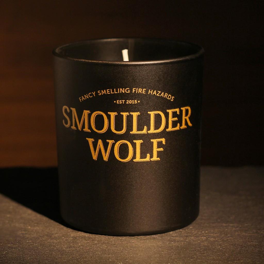 Smoulder Wolf