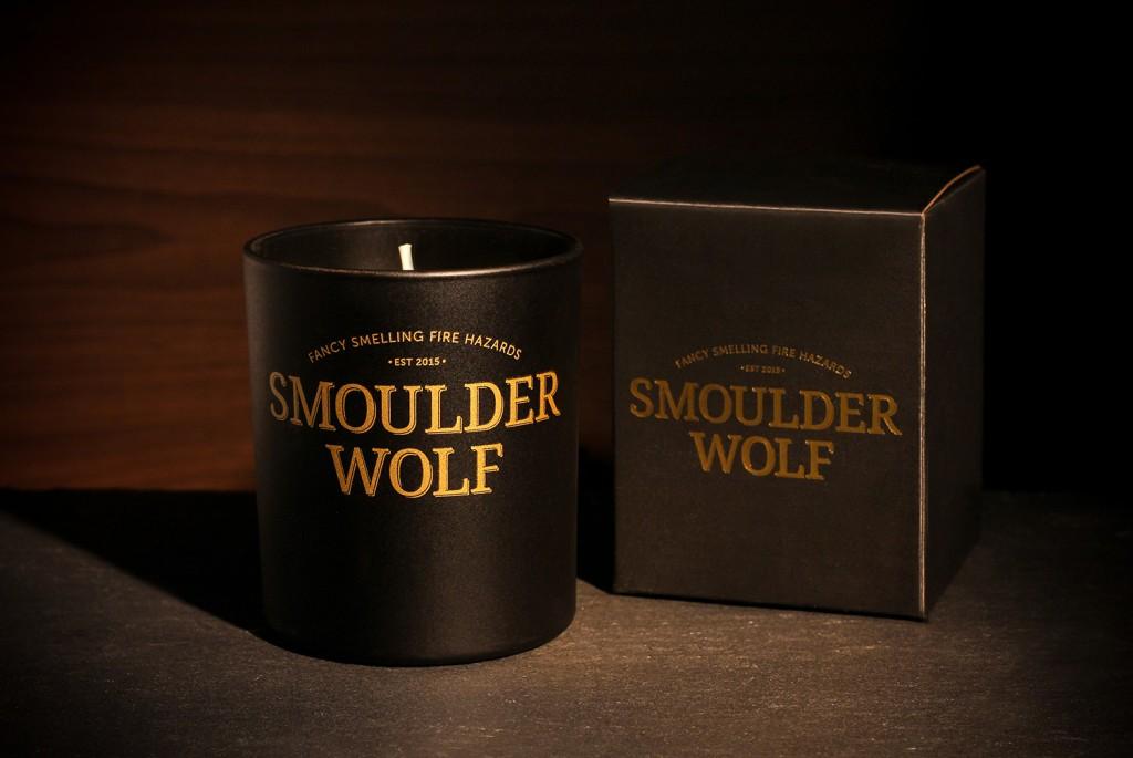 Smoulder Wolf - Fancy Smelling Fire Hazards