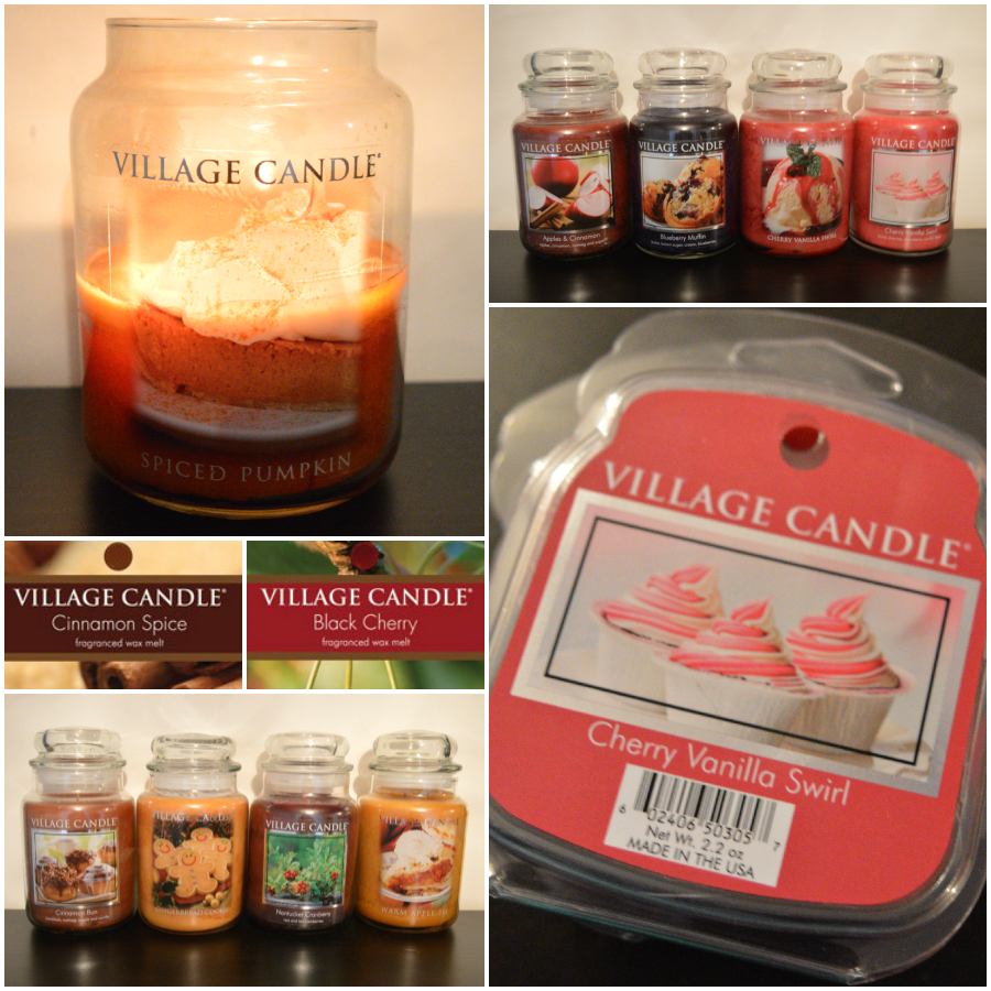 Village Candles Haul