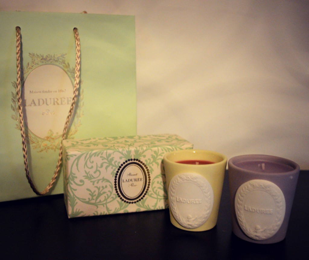 Lauderee Candles