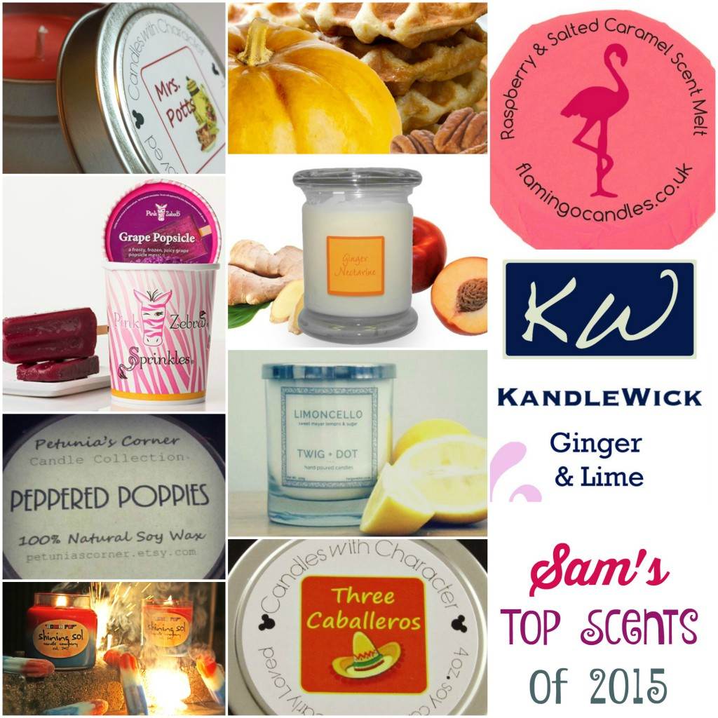 Sam's Top Scents of 2015