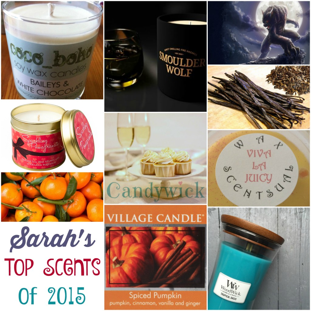 Sarah's Top Scents of 2015