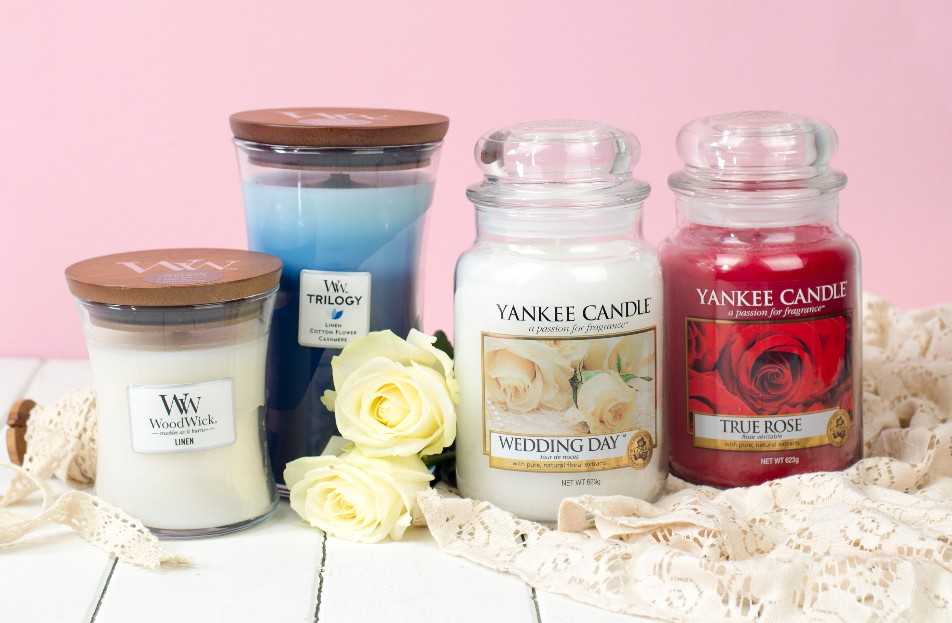 Yankee Candle, Woodwick Candle