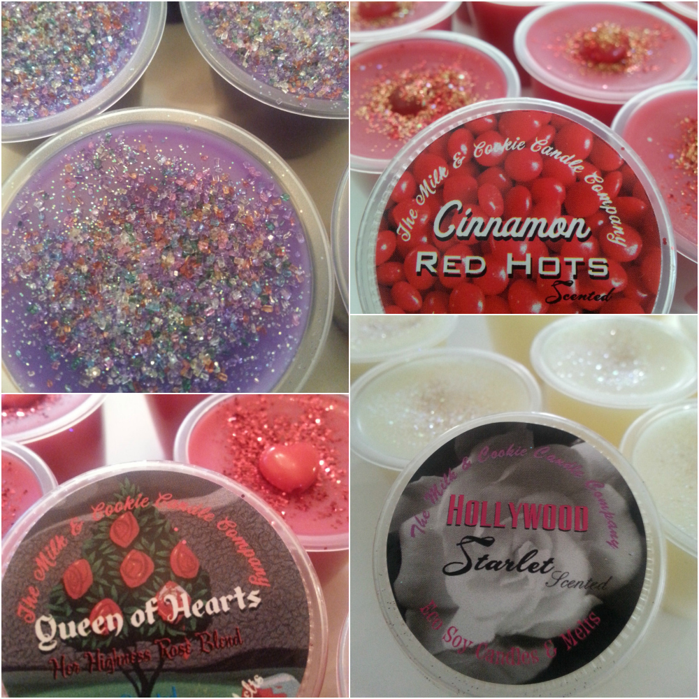 Milk & Cookie Candle Company February Love Crush Sampler Pack