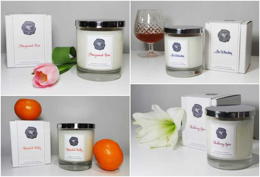 NC Oxford Candles