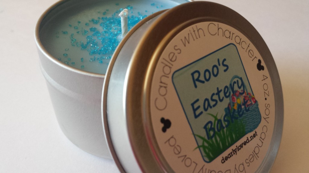 ROO'S EASTERY BASKET - Candles with Character (Seasonal)