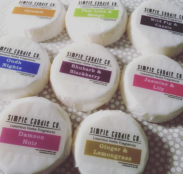 Simple Candle Co. Wax Melts Review