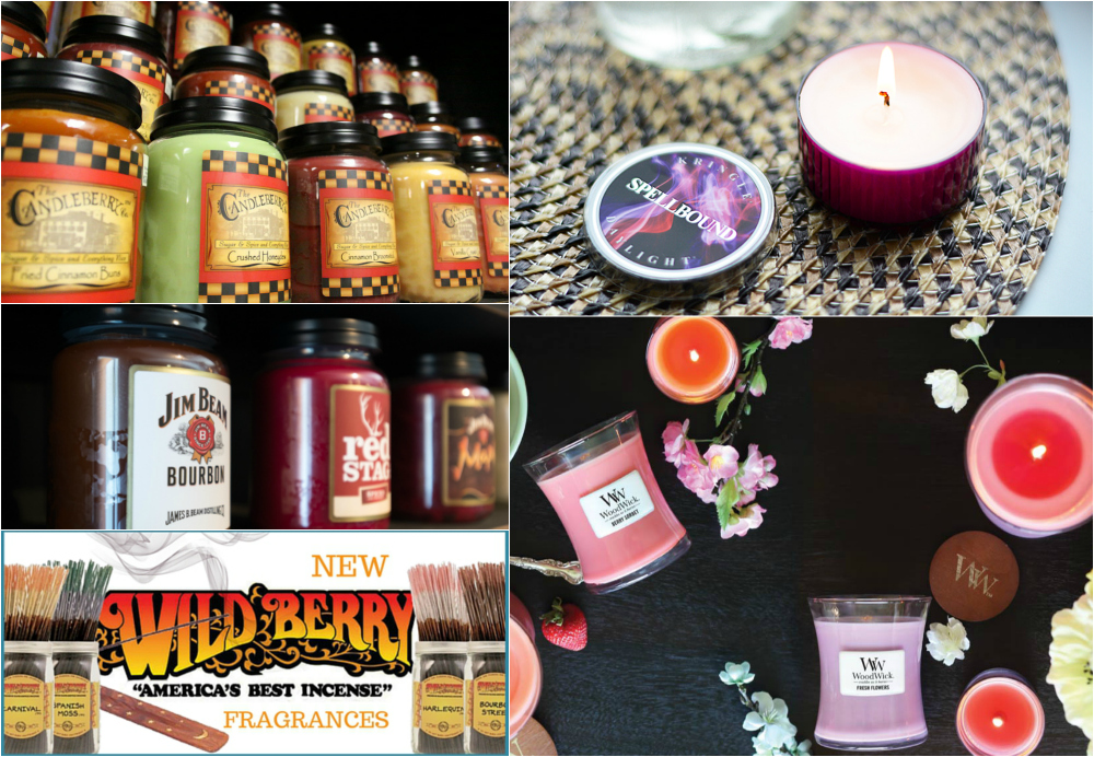 Clouds Online Store Candles & Incense